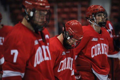 Cornell was slighted in its quest for a 13th Whitelaw Cup.