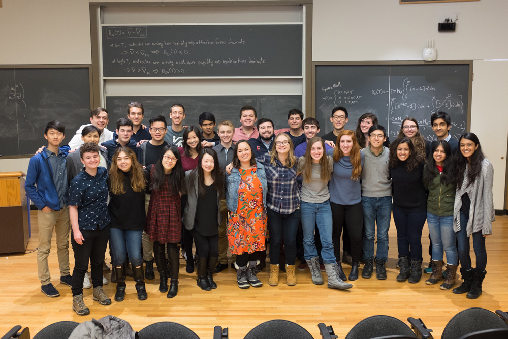 The Sun's 135th Editorial Board took over this weekend, lead by Editor-in-Chief Sophia Deng '19.