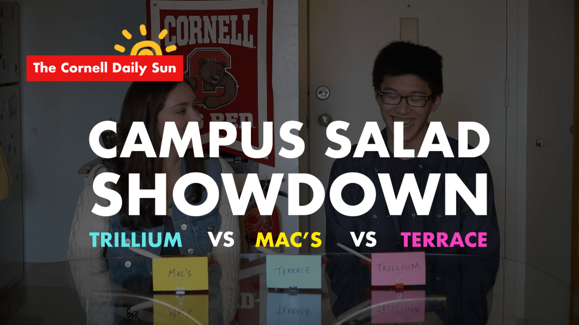 TASTE TEST | Campus Salad Showdown