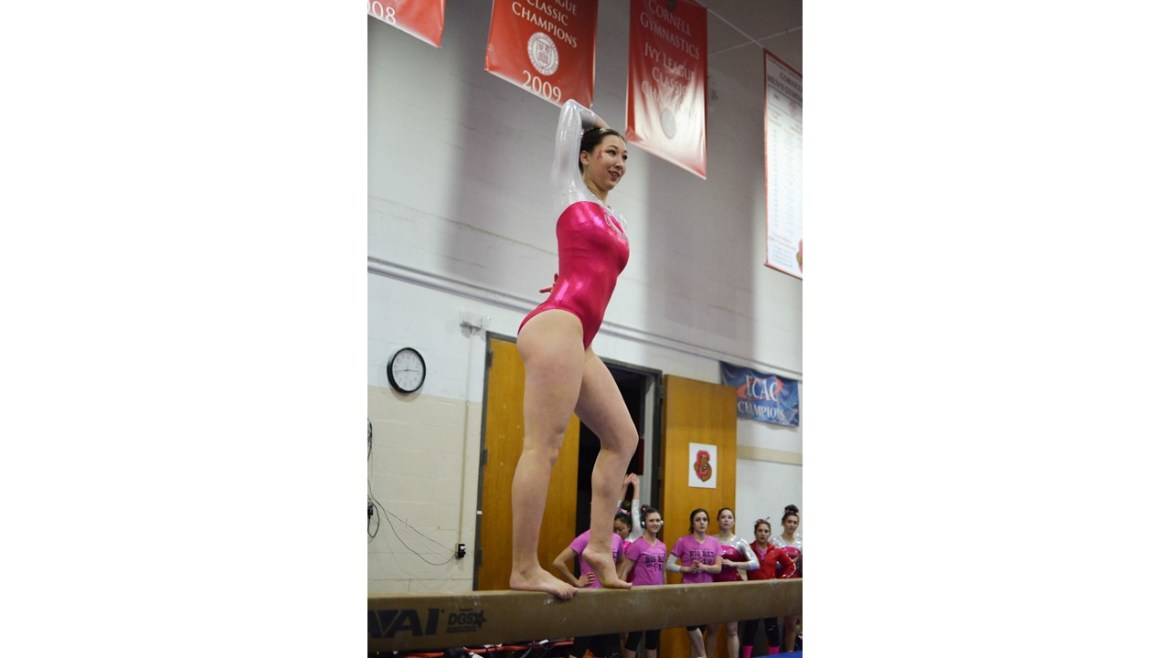 Despite coming up short in the ECACs, the team will send two gymnasts to NCAA Regionals.