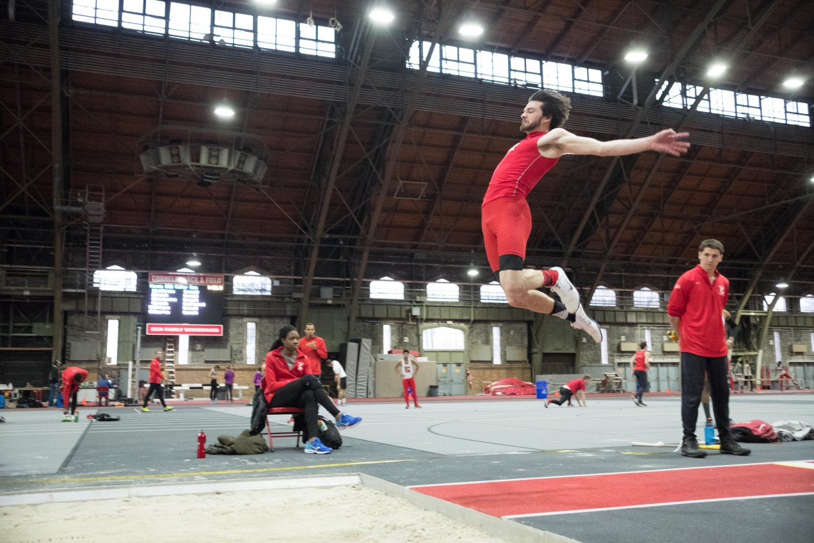Cornell will send a limited team to Philadelphia for the Penn Relays next weekend.