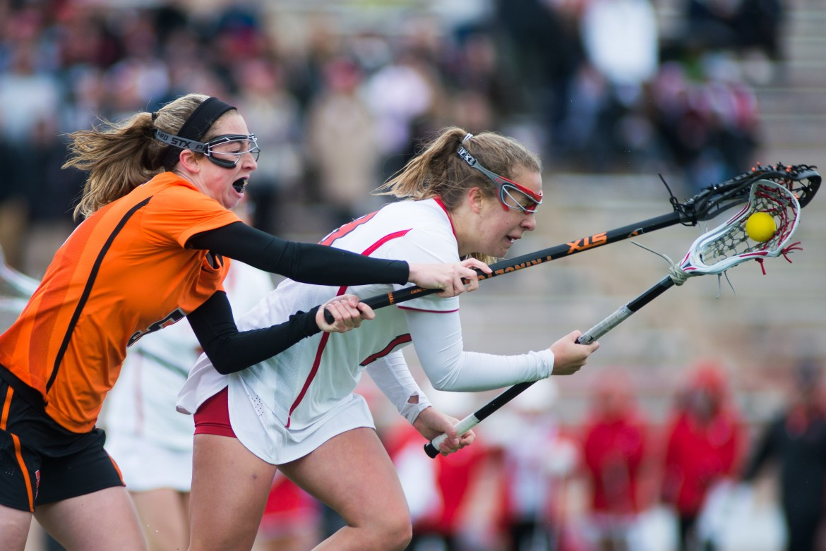 Catherine Ellis looks to lead her team to another run in the NCAA tournament.