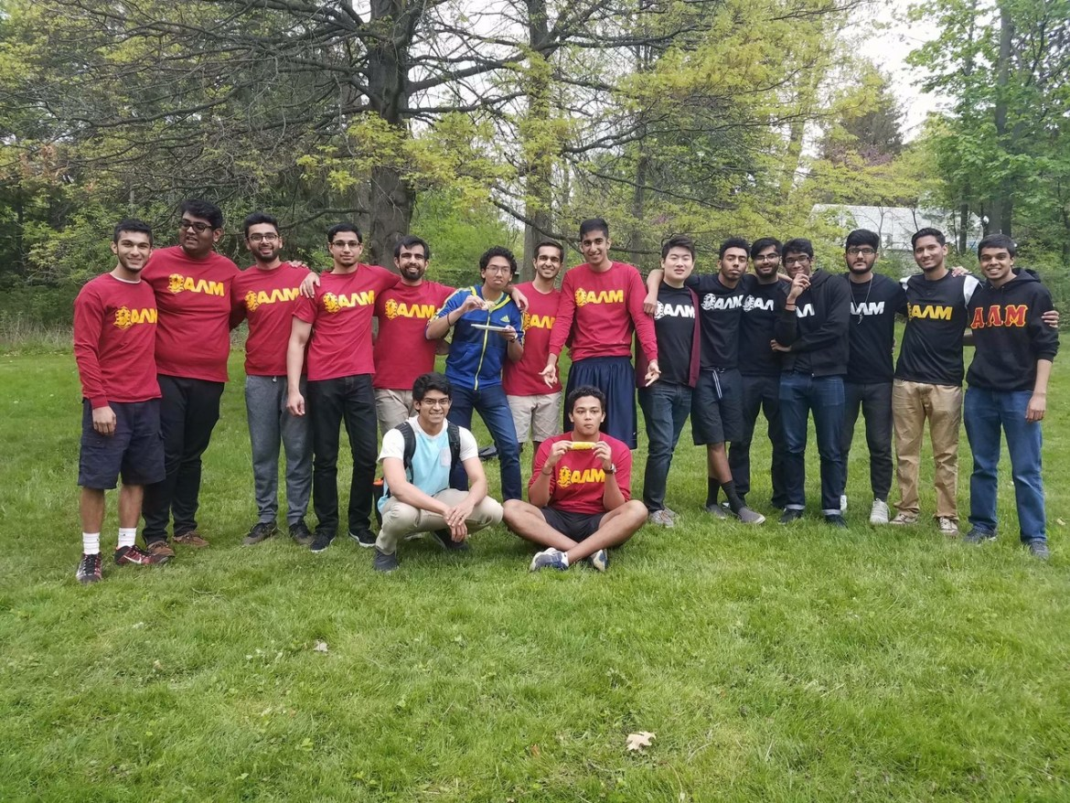 Cornell's Interfraternity Council welcomes Alpha Lambda Mu as its first Muslim-interest fraternity, with nearly 25 members so far.