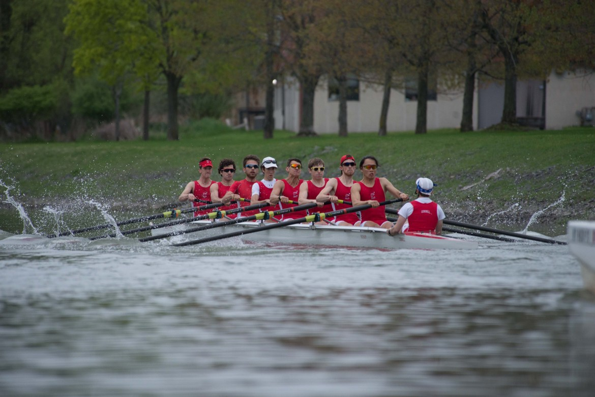 For another year, Cornell men's lightweight rowers are on top.