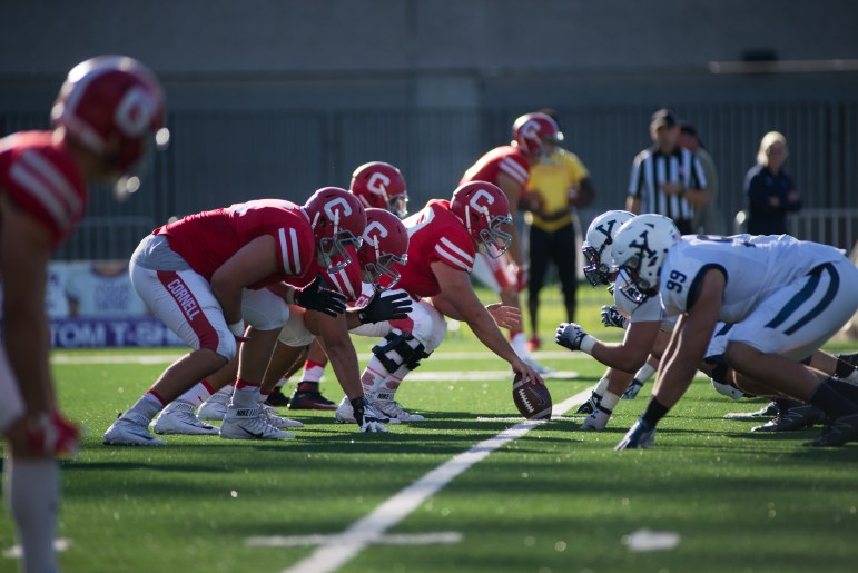 Cornell's nationally televised matchup will be Oct. 28 at Princeton, streaming on NBCSN.