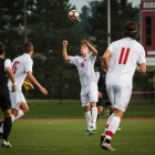 Men's soccer only won a single game last season.