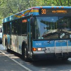TCAT's current facility at 737 Willow Avenue is not large enough to accommodate the 11 new buses, TCAT informed the county legislature's Planning Committee.
