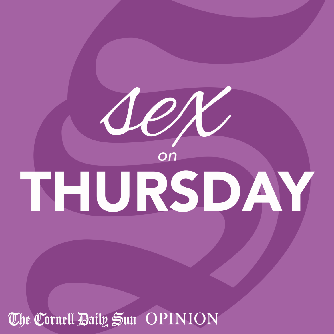 SEX ON THURSDAY | The 'L' Word