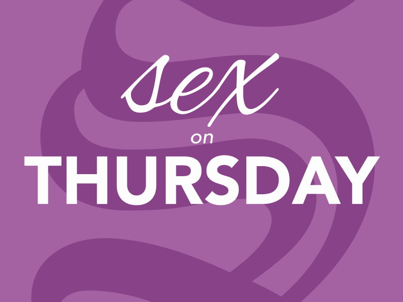 Sex on Thursday