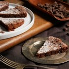 Higher calorie foods, like chocolate cake, could be among those used to obtain an optimal level of sweetness.