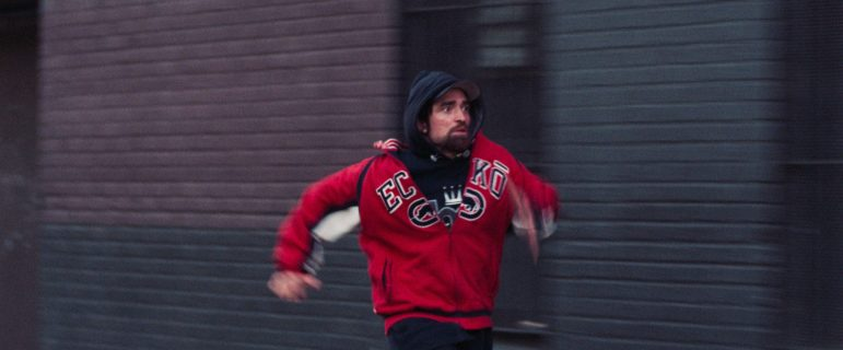 Screenshot from Good Time. Courtesy of A24.