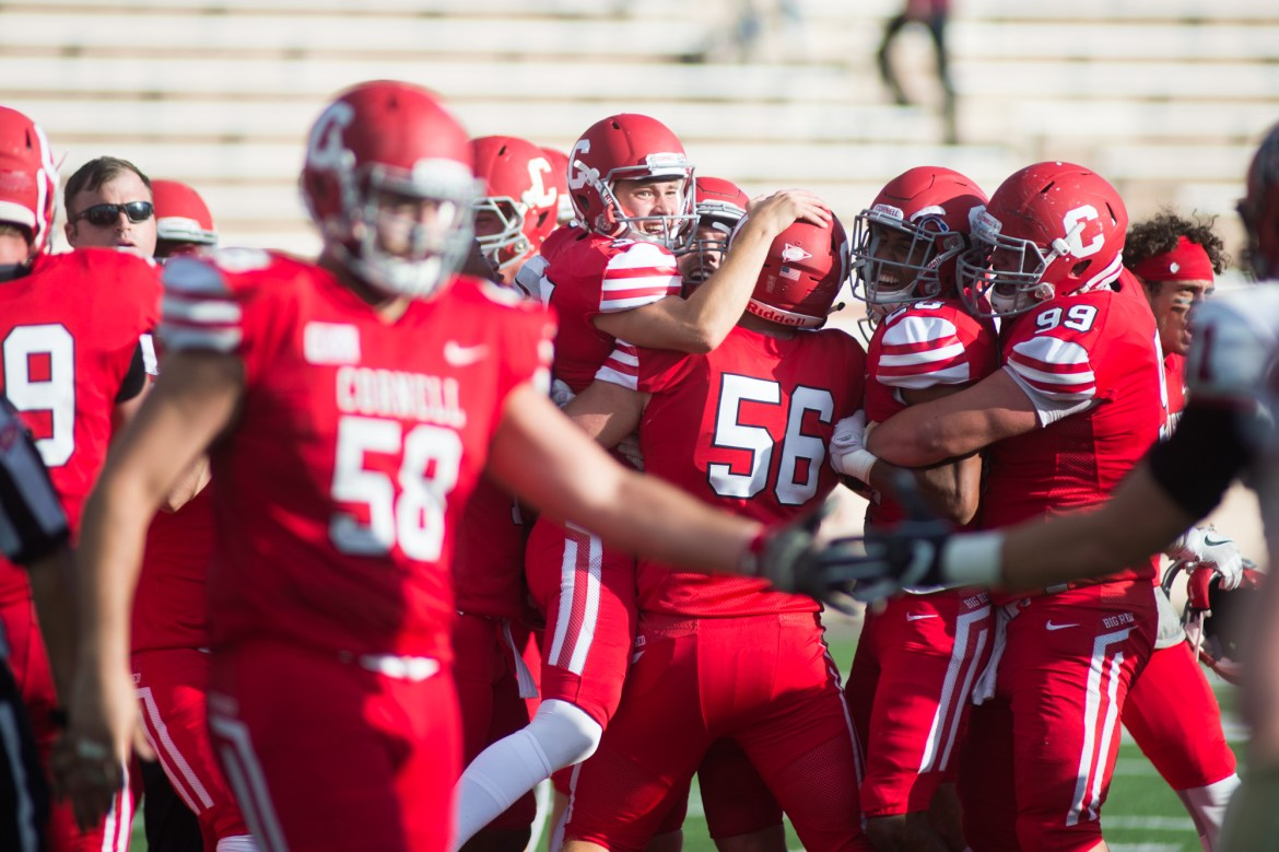 For the first time in 12 tries, Cornell has come out on top against Harvard.