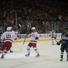 Cornell will hope to defeat BU for the first time at MSG this weekend.
