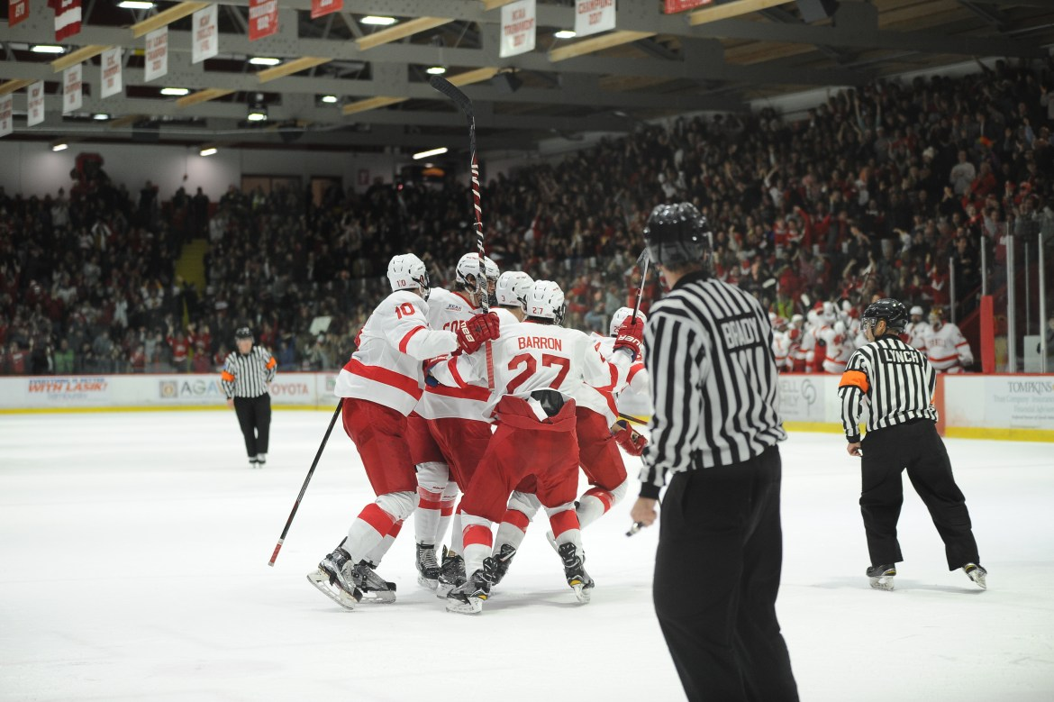 Cornell is off to its best start in 46 years and has achieved its highest rankings in seven.