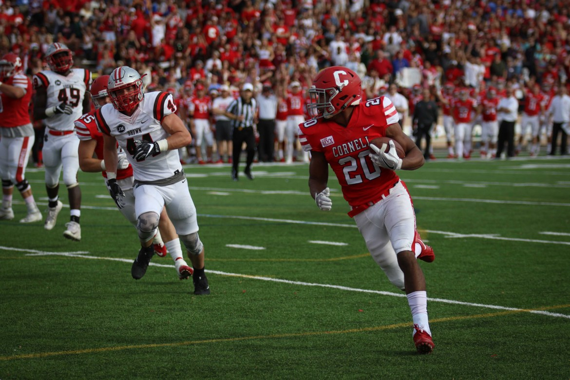 While Cornell's Cinderalla run is over, it still has the opportunity to notch its first winning Ivy record since 2005.