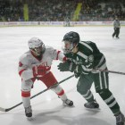 Cornell secured its first home win over Dartmouth since 2012 Friday night at Lynah.