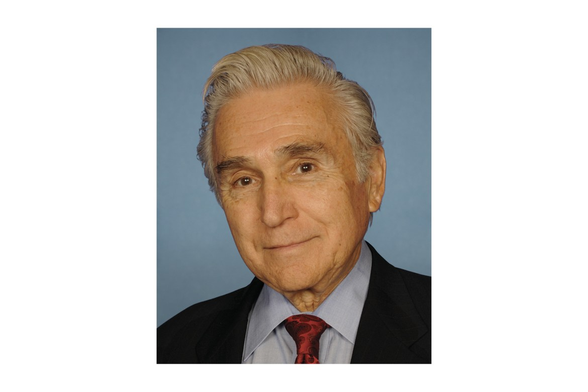 Former congressman, Maurice Hinchey, who represented Ithaca for 20 years, died at age 79.