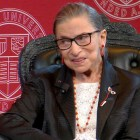 Justice Ruth Bader Ginsburg '54 shares her #MeToo experience and declared support for the movement.