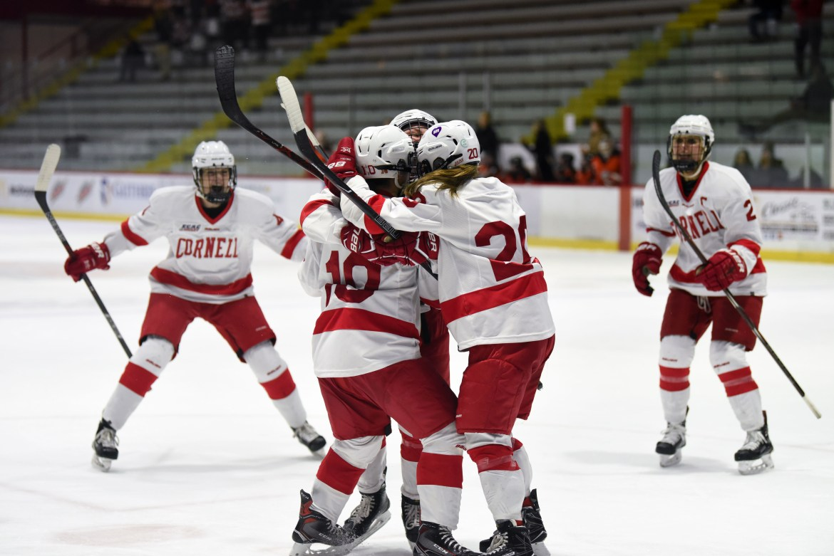 The Red had no trouble in a win-or-go-home game three, knocking off Princeton, 4-0.