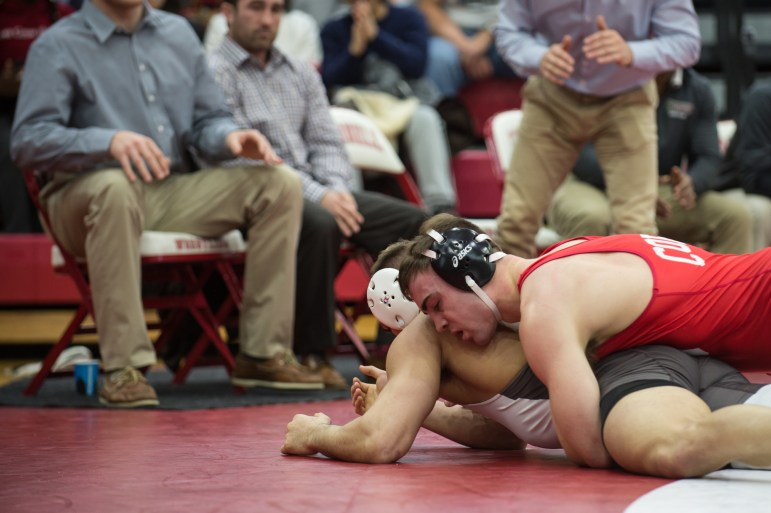 Freshman Gabe Dean has made a name for himself already — he has 25 wins and just two losses — but still has big shoes to fill.