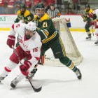 The two best teams in the ECAC face off tonight in a battle of top-10 squads.