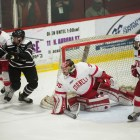 Freshman goaltender Matt Galajda was named NCAA First Star of the Week.