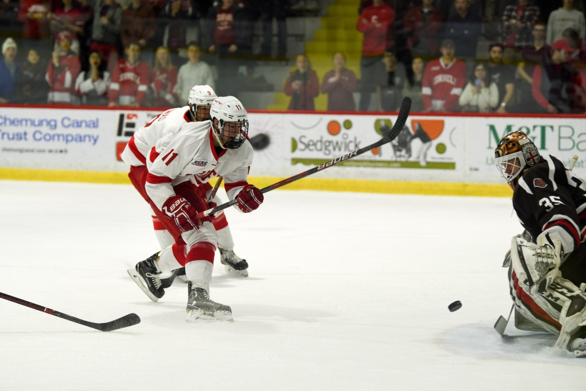 Linsey Ecac Hockey Should Move Championship Weekend To Albany