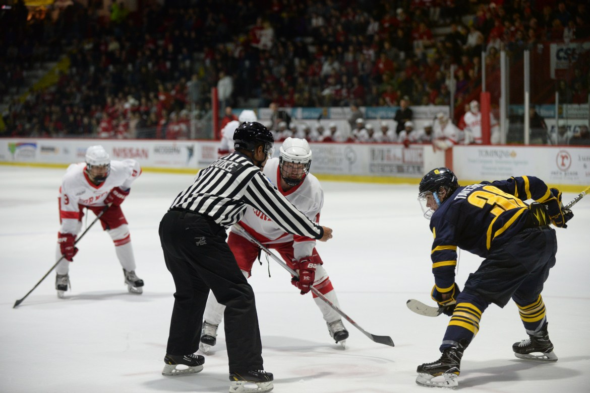 Cornell and Quinnipiac will meet in the ECAC quarterfinals for the fifth time in 12 years.
