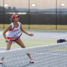 Senior captain Priyanka Shah has been an instrumental part of Cornell's women's tennis team since her freshman year.