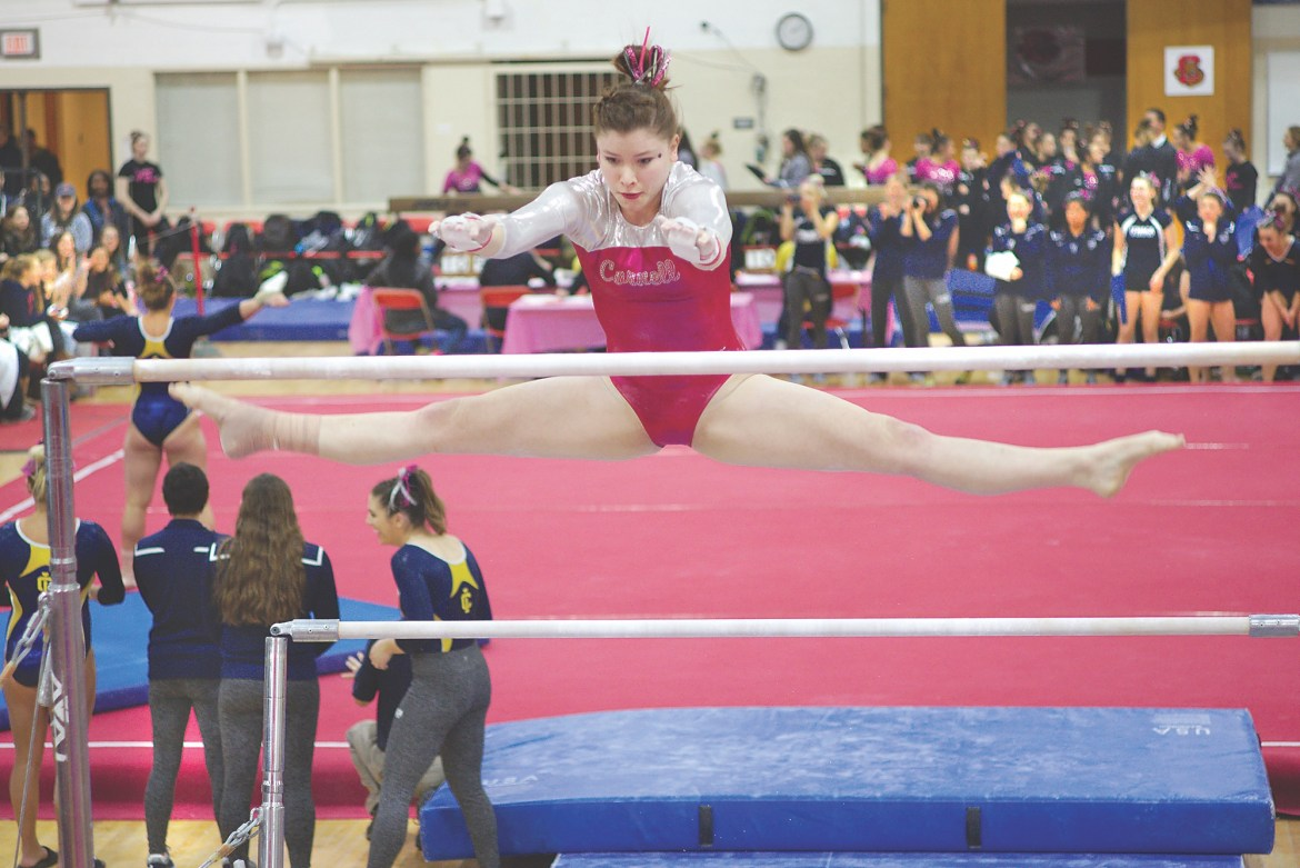 After tying with Penn to earn fourth place at the ECAC Championships, Cornell is now focused on improving consistency as it heads into nationals.