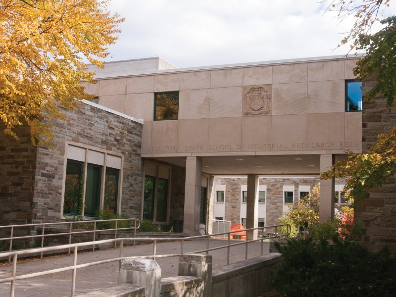 The School of Industrial and Labor Relations will now become the School of Industrial and Labor Revolution, after Sen. Bernie Sanders (I-Vt.) purchased the school.