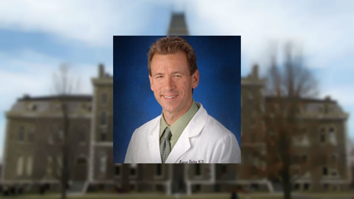 Dr. Aaron Spitz  '88 M.D. '92 took inspiration from his time at Cornell to propel his work in areas from stand-up comedy to urology.
