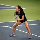 While women's tennis put up a number of impressive performances in the New Haven, C.T. tournament — the young team's weekend still ended prematurely, failing to advance past the Round of 64 in singles and 32 in doubles.