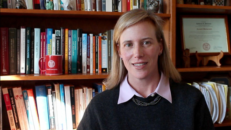 Prof. Katherine McComas, Ph.D. '00, communication, will serve as vice provost for engagement and land grant affairs.
