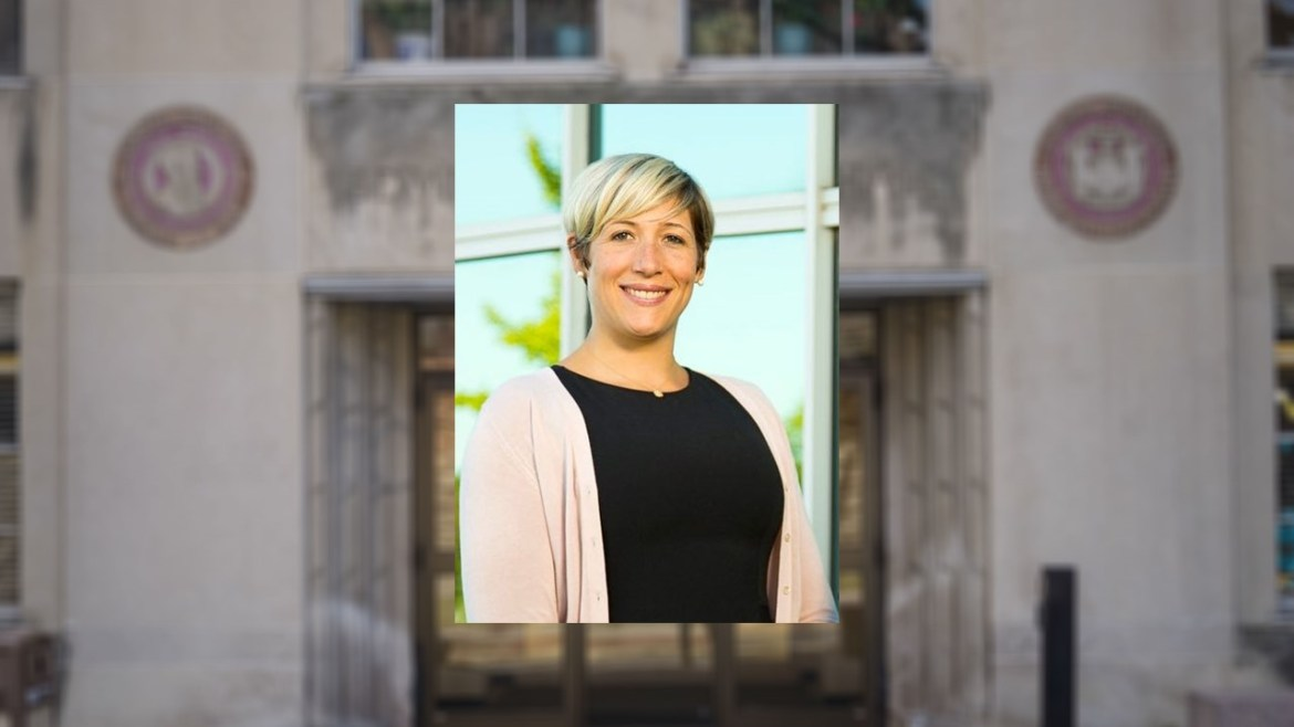 Chantelle Cleary is currently the Title IX coordinator at the University of Albany and will start her position at Cornell on June 4.