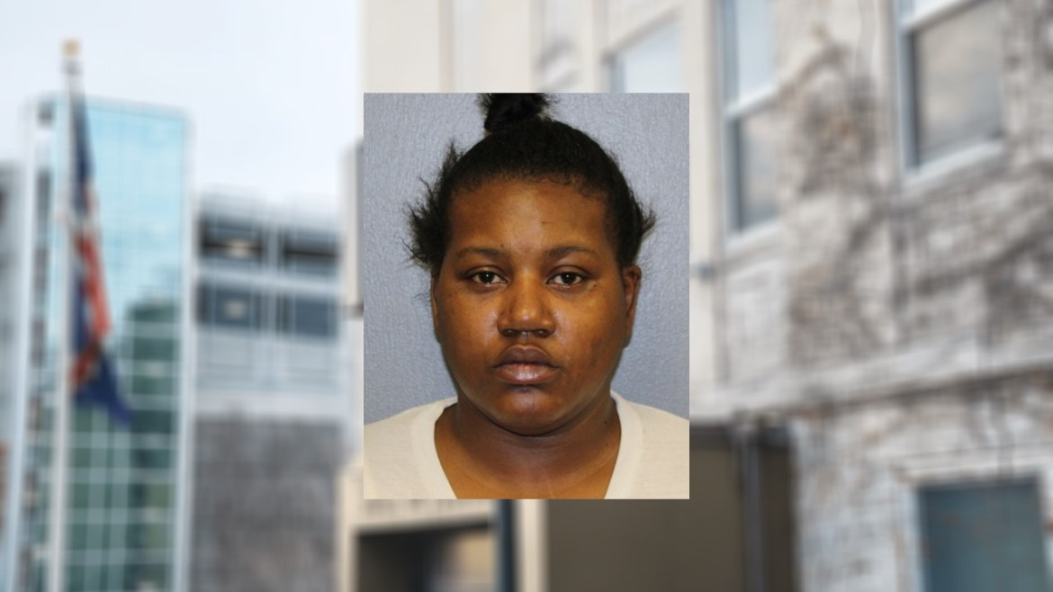 Sarah R. Monroe was arrested on Wednesday for narcotics possession after the Ithaca SWAT team searched her residence.