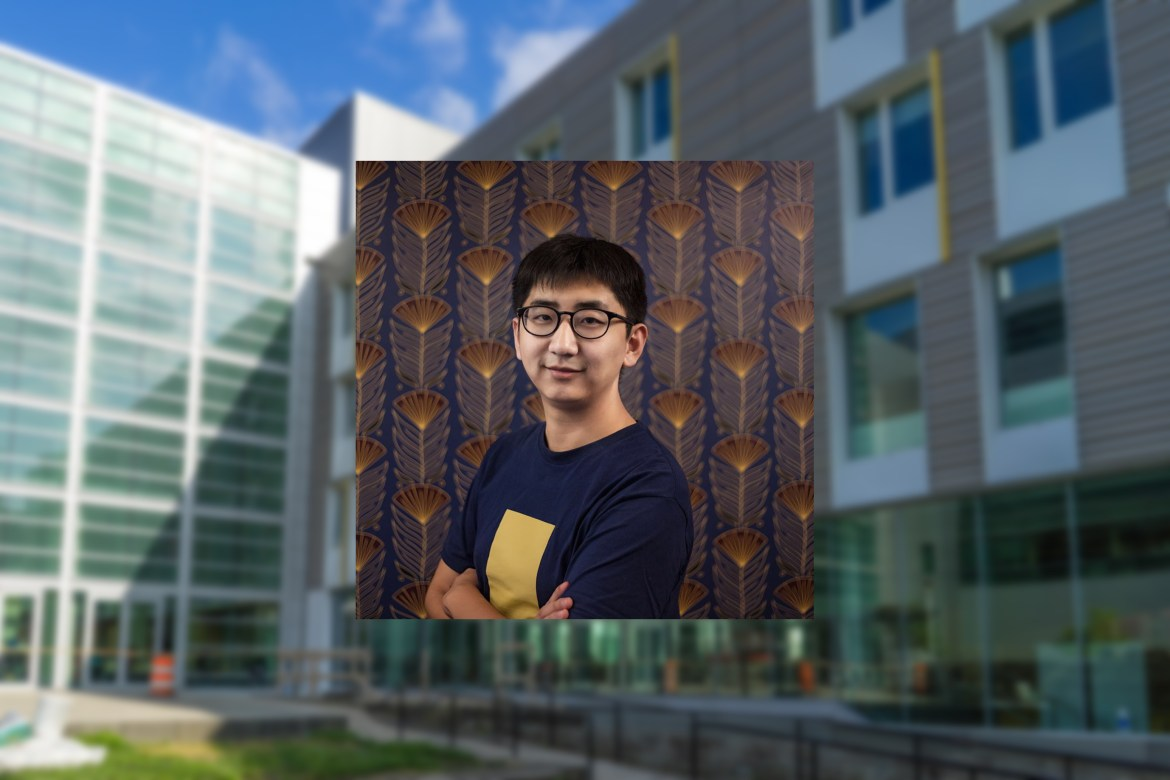 Tao Liu made the Forbes 30 under 30 - Asia list with his financial analysis startup, MioTech.