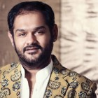 Shravan Kummar Ramaswamy, a prominent Indian fashion designer, gave Cornellians advice during a lecture and fashion show.
