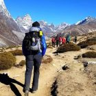 Twenty students will have the opportunity to trek to Mount Everest's base camp in an effort to raise funds for WaterAid.