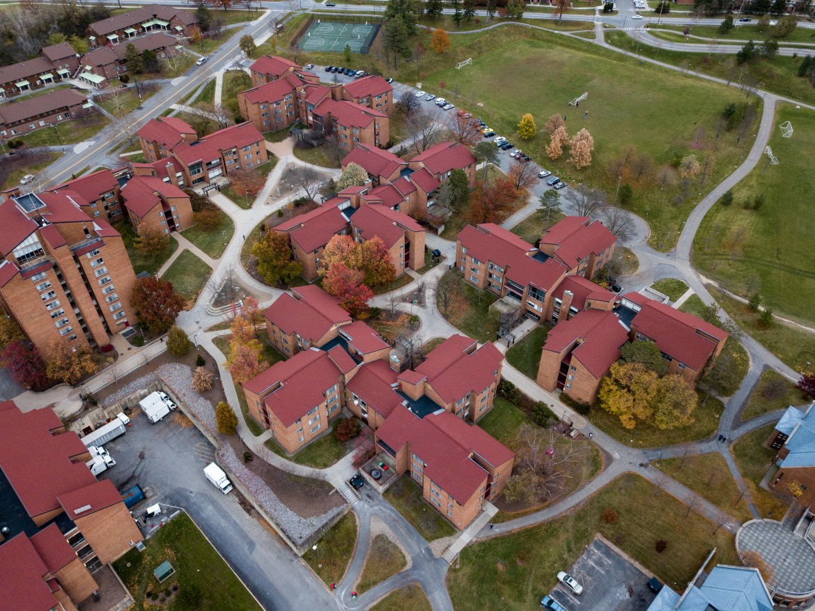 The Ithaca Planning and Development Board heard concerns about the upcoming North Campus Residential Expansion project at their meeting on Tuesday.