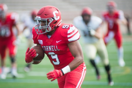 Senior running back Chris Walker is set to return for the start of the season after going down last year with a torn ACL.