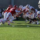 Cornell and Sacred Heart last squared off in 2016 when the Pioneers won, 31-24.