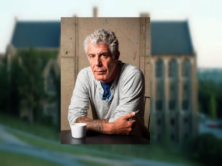 "Cornell Cinema will host a free screening on Monday of the late Anthony Bourdain's documentary ""Wasted! The Story of Food Waste."""