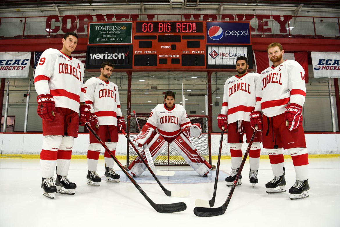 With the ingredients in place to be successful, all that's left is for Cornell to put it all together.