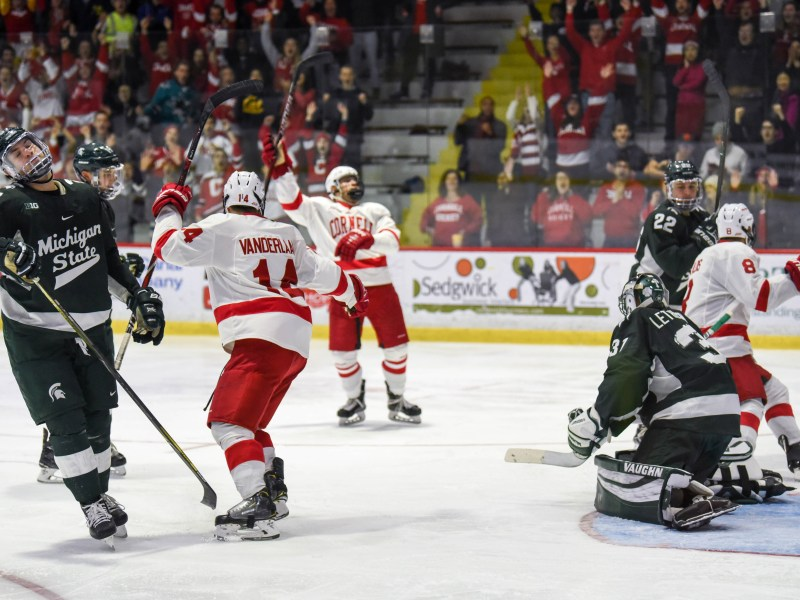 Columnist Jack Kantor is disappointed with the atmosphere at Lynah this weekend.