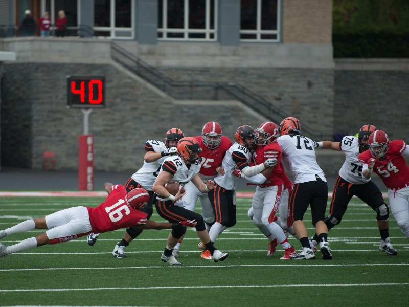 Following football's worst loss in 128 years, Mark Wolcott '83 argues that it is high time for Cornell to start paying more attention to its athletics.