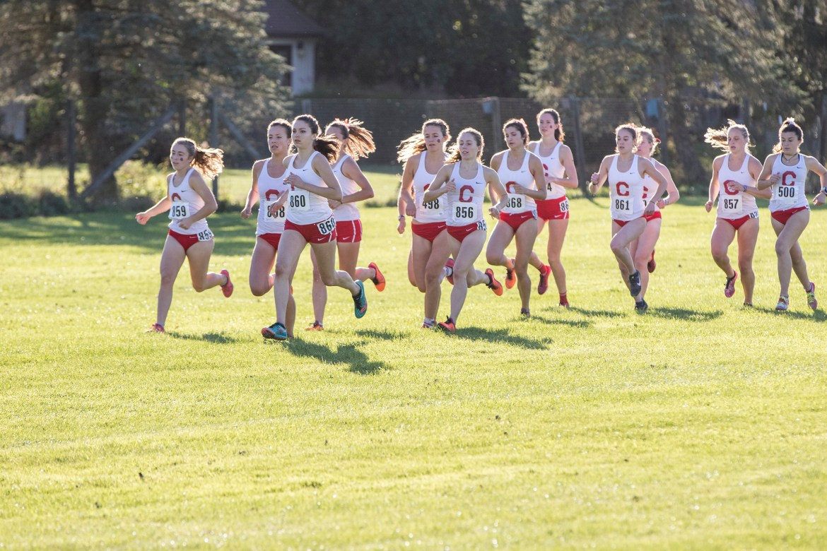 Even though Cornell managed to edge out only Penn — placing two spots worse than last year — the Red's performance still featured a number of individual standouts, such as junior Taylor Knibb, who finished in seventh place and set a personal best of 21:05.
