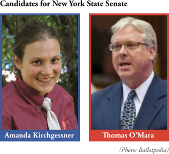 Senate portraits