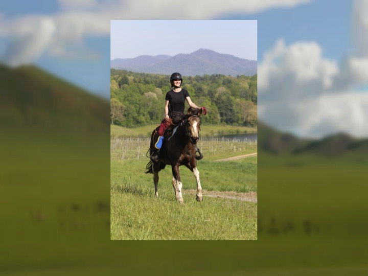Kelsey Eliot, a program assistant in the Department of City and Regional Planning, will be participating in the competitive Mongol Derby next summer.