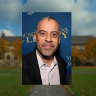 New York State Libertarian gubernatorial candidate Larry Sharpe spoke to a crowd of about 30 Cornellians and local residents in Goldwin Smith Hall on Sunday.